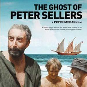 Ghost of Peter Sellers ...